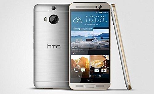 """HTC One M9 + 5.2 """"Zoll-Smartphone mit MT6595T Helio X10 Octa-Core 2.2Ghz Prozessor, 3 GB RAM und 32 GB ROM. 20MP Kamera zurück und 4 MP Frontkamera. Android 5.0. SILBER"""
