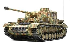 Tamiya 300056026 - Maqueta del tanque RC IV Ausf. J full option, (teledirigido, motor eléctrico, escala: 1:16)