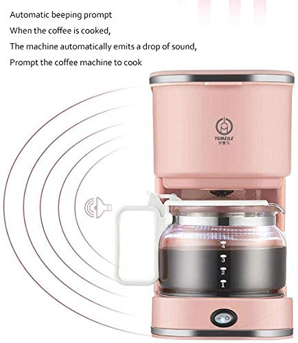 Amerikanischer Halbautomatische Kaffeemaschinen for elektronische Temperaturregelung Technologie Temperiergeräte Extraction Anti-Drip-Design Automatische Summer Prompt Simulierte Artificial Technologi