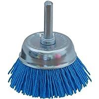 Connex Topfbürste 50 mm, Nylon blau, COM218051