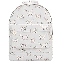 Mi-Pac Mi-Pac Mini Cats Mochila Infantil, 33 cm, Gris (Light Grey)