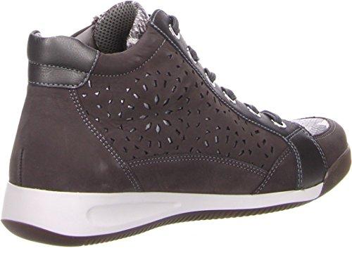 Ara Rom-Stf 12-34441, Pantofole a Stivaletto Donna Grigio (grigio)