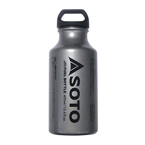 SOTO Muka Wide-Necked Fuel Bottle–400 ml ST-SOD-700-04