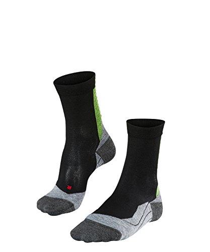 FALKE Herren Achilles Socken, Black, 42-43