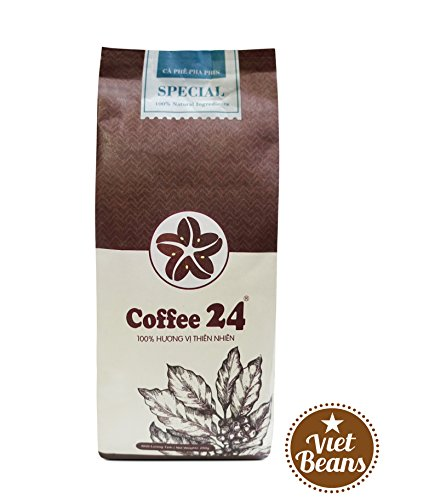 VietBeans Coffee24 SPECIAL – Hochwertige Kaffeebohnen aus Pleiku – Vietnamesischer Kaffee aus...