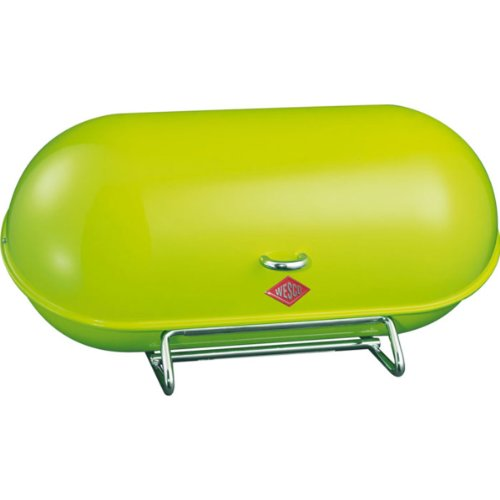 Wesco Breadboy Lime Green Bread Bin