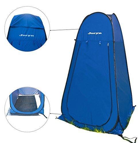 Joryn Tienda de Ducha Aseo Carpas Vestidor Privacidad Camping Pop Up Portátil