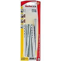 Fischer 52237 Lot de 4 Chevilles pour ossatures et cadres SXR 10 x 120 mm T K