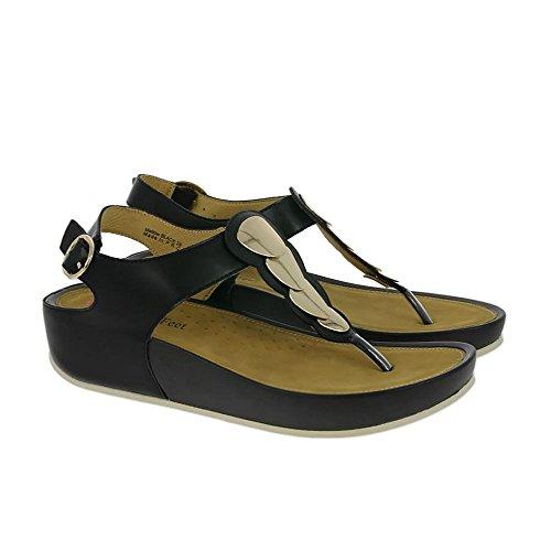 Heavenly Feet Mellow Sandali Neri Nero