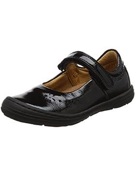 Froddo Mädchen Girls Black Shoe G3140053-1 Mary Jane Halbschuhe