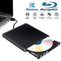 Vitesse de lecture (max.) DVD-ROM: 8X CD-ROM: 24X BD-ROM: 2.0X (pour la vidéo) / Max 6X (pour les données)  DVitesse d'écriture (max.) CD-R: 24X CD-RW: 16X DVD-R: 8X DVD-R DL: 6X DVD-RW: 6X DVD R: 8X DVD R DL: 6X DVD RW: 8X DVD-RAM: PCAV 3X-5X (4,7 G...