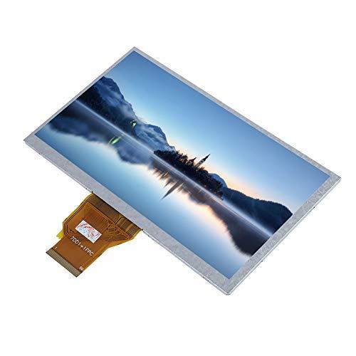 aspberry Pi, 7-Zoll-Display von Screen mit 800x480 Auflösung, Widerstandsfähiger Screen,PC-Monitor für XP / win7 / win8 / win10-Systeme ()