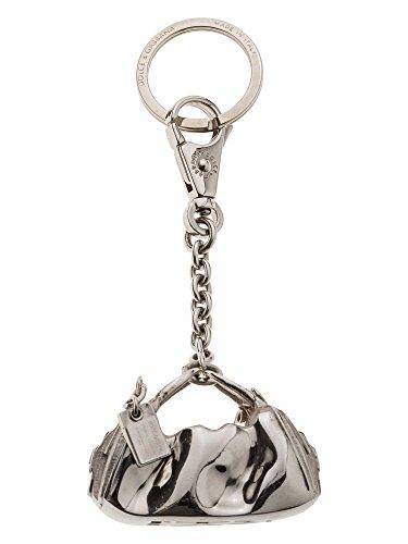 Preisvergleich Produktbild DOLCE&GABBANA Damen Schlüsselanhänger silberfarben one size