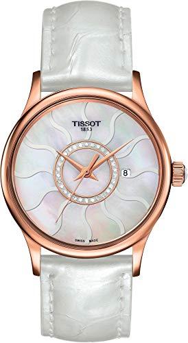Tissot DREAM 18 KT RG- Q T914.210.46.116.00 Montre Bracelet pour femmes