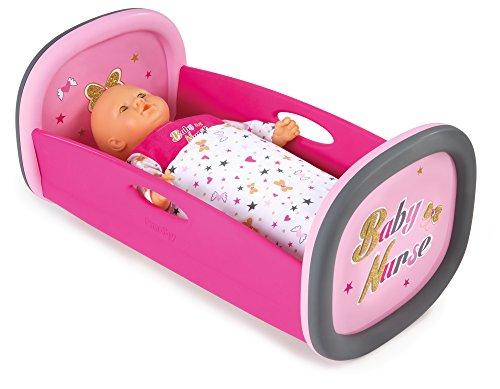 Smoby 220313 - Baby Nurse Puppenwiege