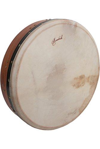 40,6cm rot Zeder Bodhran Drum-Schlepplift