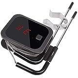 Inkbird IBT-2X Bluetooth Termometro Digitale Barbecue Termometro e Timer con Sonda di Temperatura per Carne Grigliate BBQ Fum