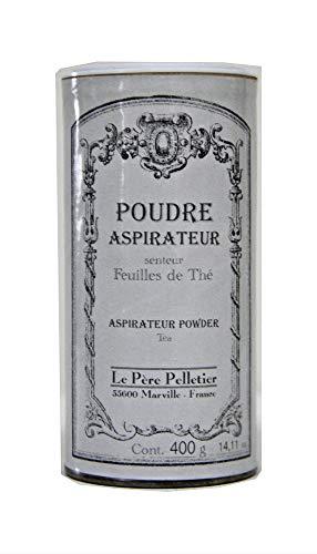 LE PERE PELLETIER - Poudre d'Aspirateur Feuille de thé
