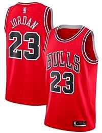 af939bb3719f3 Zhao Xuan Trade Jersey Bulls Masculino Campeón de la NBA Vintage Michael  Jordan Jersey Chicago Bulls   23 Jersey de…