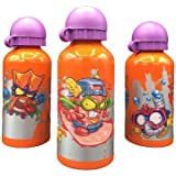 ML Una Botella de Agua de Aluminio, cantimplora térmica a Prueba de Fugas sin BPA para Levar a la Escuela y Deportes el Termo