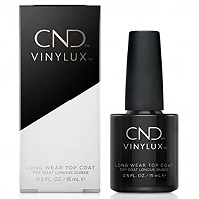 CND Vinylux Manicure 7 Day Weekly Top Coat 15ml