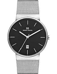 Danish Design - IQ63Q971 - Montre Homme - Quartz - Analogique - Bracelet Acier inoxydable gris
