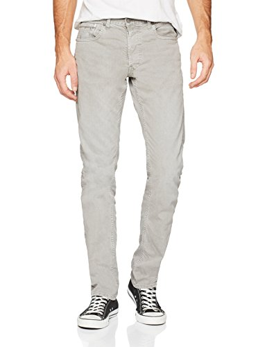 Replay Herren Slim Jeans Grover Grau (Light Grey 110)