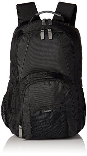 "Targus 17"" Groove Backpack 17″ Notebook backpack Negro – Funda (43,2 cm (17″), Notebook backpack, Negro, Nylon, 1,25 kg, 419,1 x 327,6 x 55,8 mm)"
