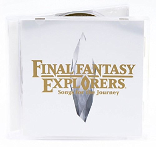 Final Fantasy Explorers Music CD