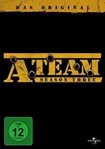 A-Team - Season Three [7 DVDs]