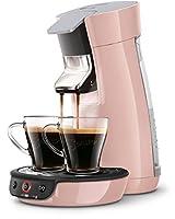 Senseo Viva Cafe HD7829/30 Pod coffee machine 0.9L 6cups Pink coffee maker - coffee makers (freestanding, Pod coffee machine, Senseo, Coffee pod, Caffe crema, Coffee, Pink)