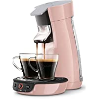 Philips Senseo Viva Café HD7829/30 Kaffeepadmaschine (1450 W, Kaffee Boost Technologie) rosa