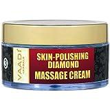 Vaadi Herbals Skin Polishing Diamond Massage Cream Almond And Wheat Oil - 50 GM