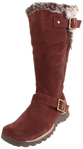 Skechers Grand Jams Alpine Way 47368 Damen Stiefel Braun (Choc)
