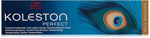 Wella Professionals Koleston Perfect Permanente CremeHaarfarbe, 77/ 0 mittel Blond intensiv, 1er Pack (1 x 60 ml)