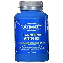 Carnitina Fitness – Acetil L Carnitina E Vitamine – Quante Volte Hai Cercato Di Liberarti Da Quegli Ultimi Chili Di…