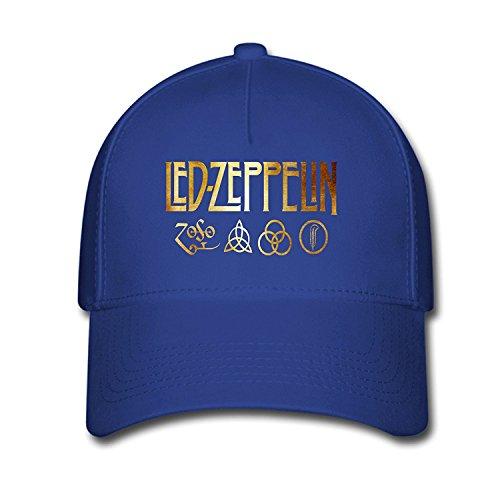 e4bfe2c2813f6 DEBBIE Unisex Rock música LED Zeppelin Banda Gorras de béisbol Gorro Talla  única
