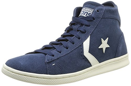 CONVERSE Hightop Sneaker Pro Leather Lp Mid Suede Dress Blue/OFF White