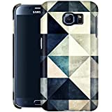 Handyhülle mit Designs für Ihn: Samsung Galaxy S6 Hülle / aus recyceltem PET / robuste Schutzhülle / Stylisches & umweltfreundliches Hard Case - S6 Hüllen: Glyzbryks von Spires