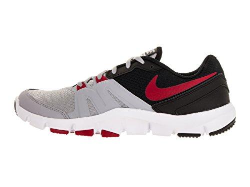 Nike Flex Show Tr 4, Baskets Basses Homme gris - Gris (Gris (Wolf Grey/Unvrsty Rd-Blk-White))