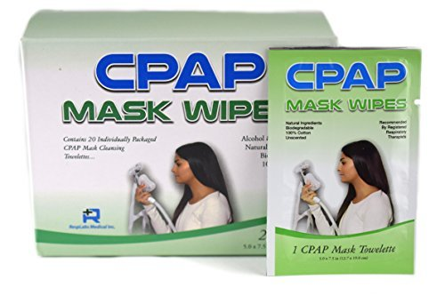 cpap-mask-wipes-unscented-by-resplabs-medical-20-pack-individually-wrapped-great-for-travel-biodegra