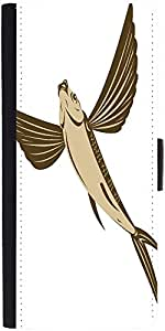 Snoogg Flying Fish Retro Style Designer Protective Flip Case Cover For Lg G4