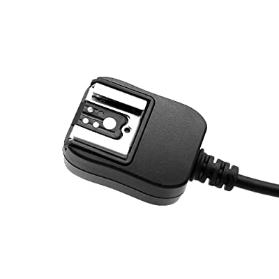Gadget Career TTL Flash Off-camera Cable for Olympus OM-D E-M10 Mark III