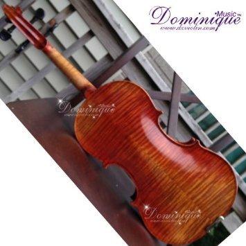 Old D Z Strad Violin abete modello 609 misura 4/4, realizzata artigianalmente con Tonewoods BAM Fra
