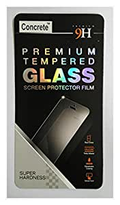 CONCRETE SG-214 PREMIUM TEMPERED Glass for MICROMAX BOLT A082