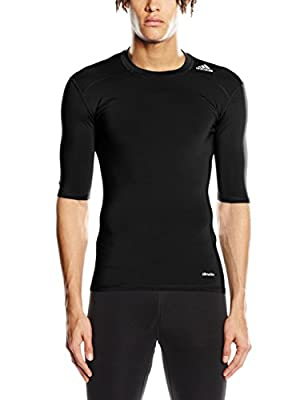 adidas Herren T-shirt TF Base SS