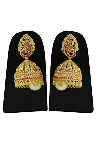 Femme du Sud ethnique indien Collier de bijoux