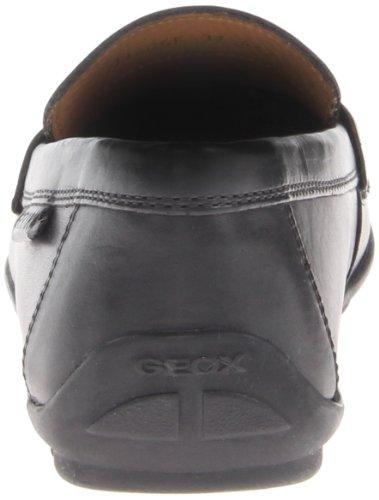 Geox J Fast F, Jungen Slipper & Mokassins Schwarz 35 -