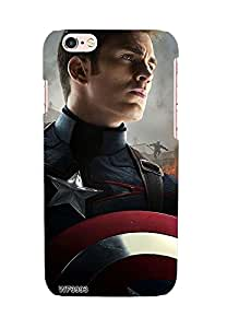 Captain America case for Apple iPhone 6 / 6s