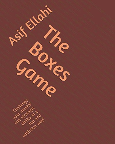 The Boxes Game: Challenge your mental and strategic ability in a fun and addictive way! (Game Series I, Band 1) - Serie Logic Board
